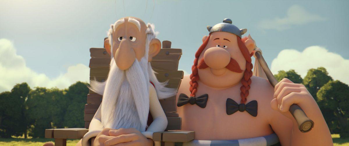 Asterix und das Geheimnis des Zaubertranks Szenenbilder2