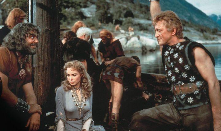Die Wikinger (1958) – Filmkritik & Review zum Mediabook