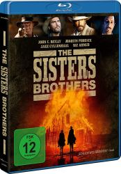 THE SISTERS BROTHERS Blu-ray