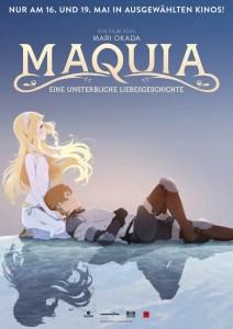 Maquia - Eine unsterbliche Liebesgeschichte Review