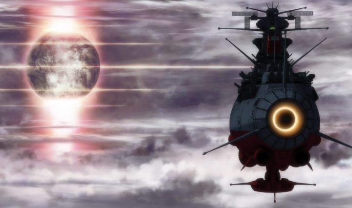 Space Battleship Yamato 2199: Odyssey of the Celestial Ark – Filmkritik