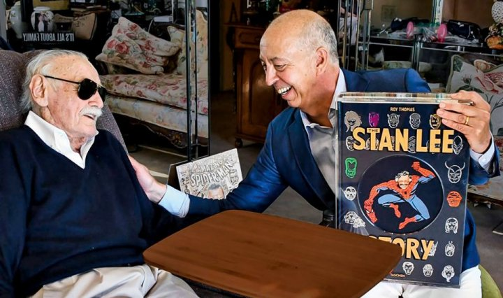 The Stan Lee Story TASCHEN