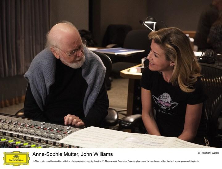 John Williams Anne-Sophie Mutter