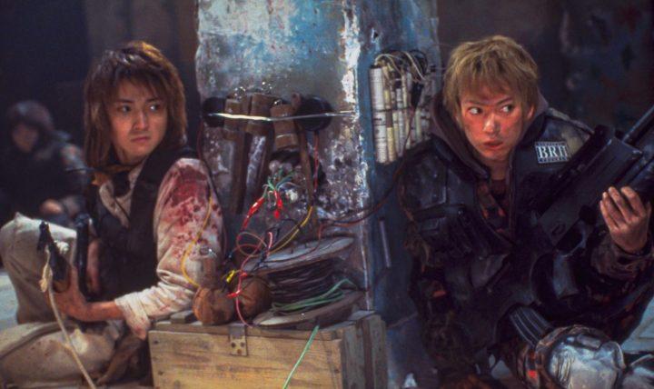 Battle Royale 2: Requiem (2003) – Filmkritik & Review zum Mediabook