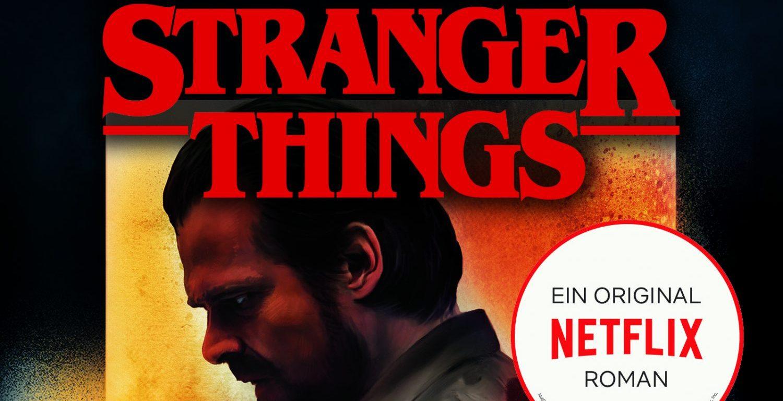 Stranger Things Buch FINSTERNIS