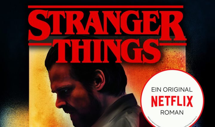 Stranger Things Buch FINSTERNIS