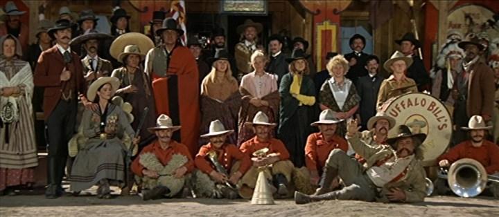 Buffalo Bill und die Indianer (1976)