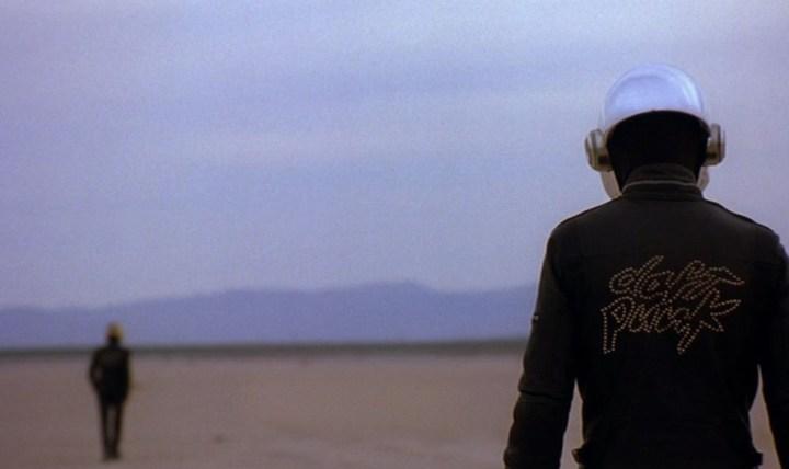 Daft Punk's Electroma (2006) – Filmanalyse