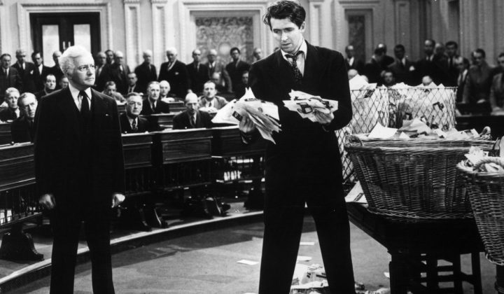 Mr. Smith geht nach Washington (1939) – Filmkritik