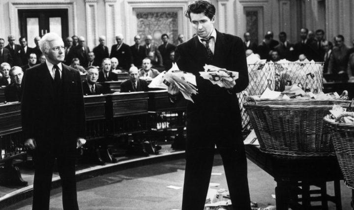 Mr. Smith geht nach Washington (1939) – Filmkritik