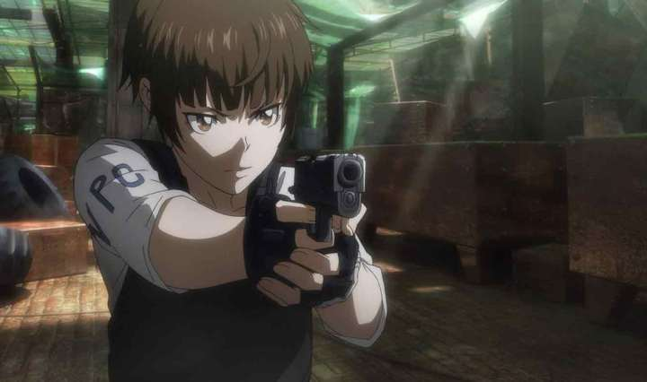Psycho-Pass: The Movie (2015) – Filmkritik