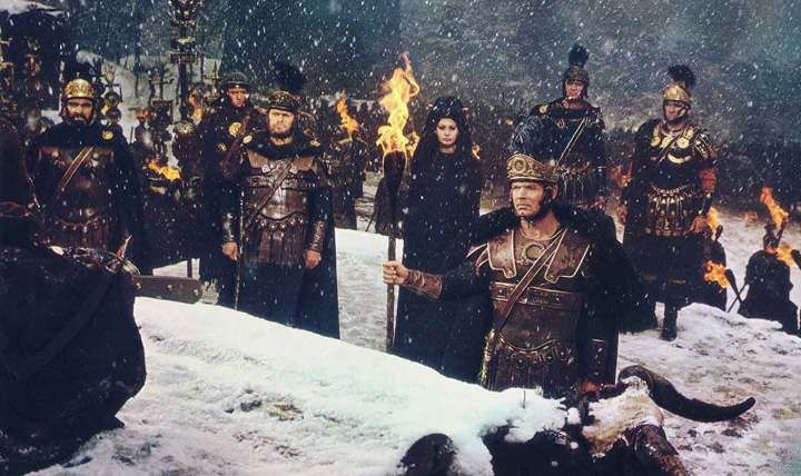 Der Untergang des Römischen Reiches (1964) – Filmkritik