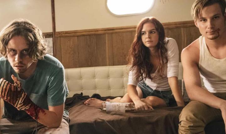 Harpoon (2019) – Filmkritik