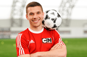 Cartoon Network Lukas Podolski