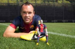 Iniesta FC Barcelona