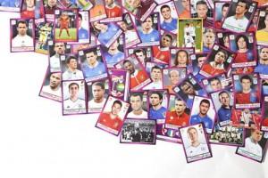 Panini Sticker EM 2012