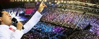 Pastor Chris and The Higher Life Conference in UK