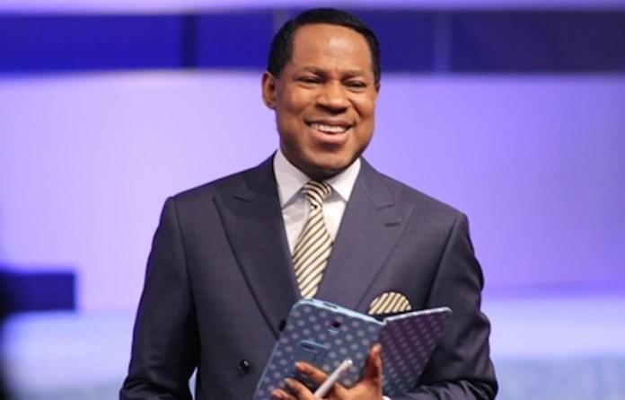 Dr. Chris Oyakhilome