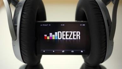 Deezer lance son streaming illimité gratuit