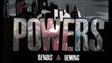 La série adaptée du comics Powers va voir le jour sur le Playstation Network