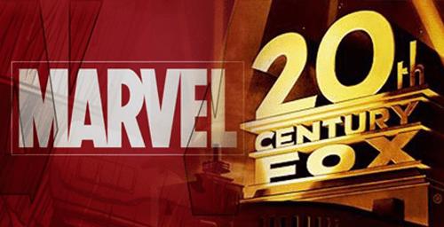 Marvel et la Fox