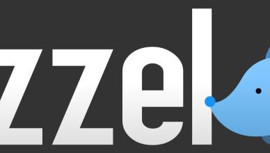 uzzel l application pour les flux Twitter et Facebook