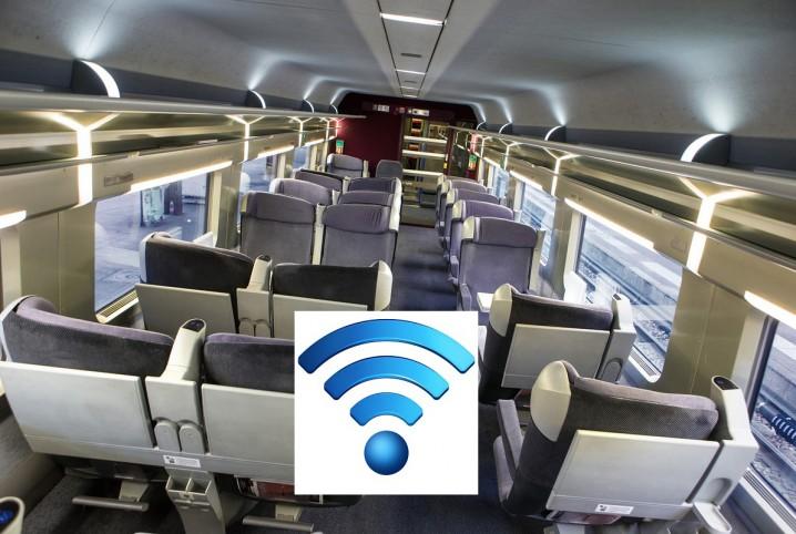 SNCF et le deploiement d'un reseau WiFi