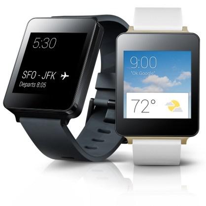 Smartwatch Google  LG G Watch