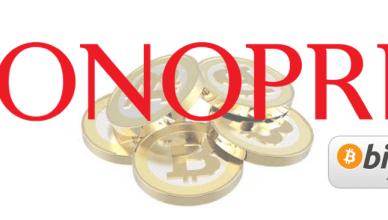 Le bitcoin comme moyen de paiement chez Monoprix