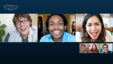 Les conversations vidéos à plusieurs sur Skype pour tous