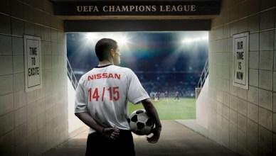 Nissan devient sponsor de la ligue des champions UEFA