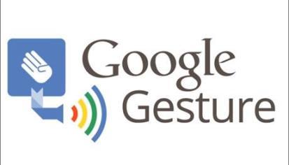Le projet étudiant Google Gesture