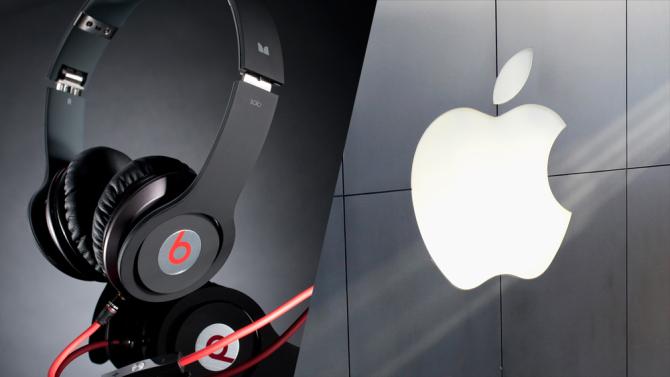 Apple a fait l'acquisition de Beats Electronics pour 3 milliards de dollars