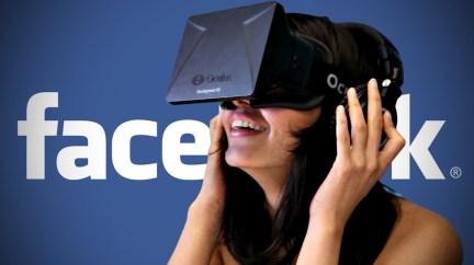 Facebook et la réalité virtuelle