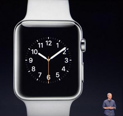 montre connectée iwatch