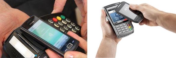 paiement mobile NFC