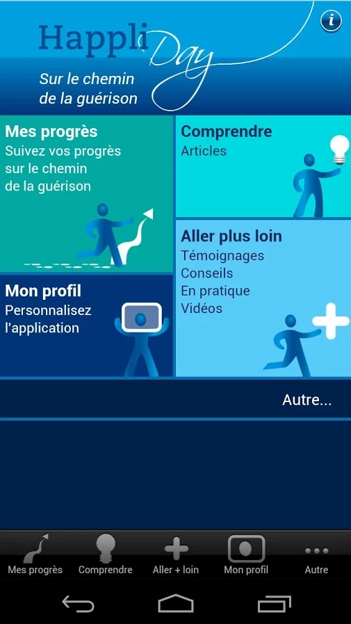 happli day application mobile santé humeur