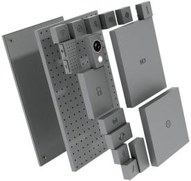 Prototype du concept Phonebloks 2012