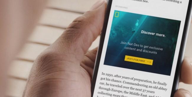 Les Instant Articles Facebook sur mobile