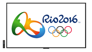RIO 2016 une retranscription exclusive en 8K et en VR