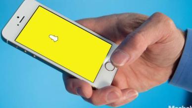 faire des achats directement sur snapchat