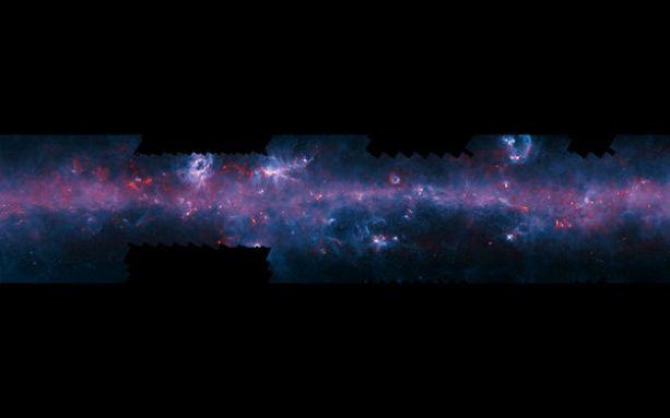 Le Télescope APEX nous met des étoiles plein les yeux
