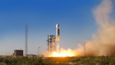 New Shepard, fusée réutilisable de Blue Origin