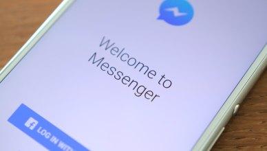 Messenger contient une boite de réception cachée
