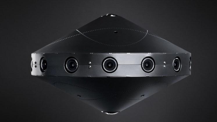 La Facebook Surround 360 est capable de filmer en 3D à 360° pour réaliser des contenus en réalité virtuelle.