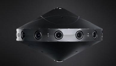 Réalité virtuelle : la Facebook Surround 360 se précise