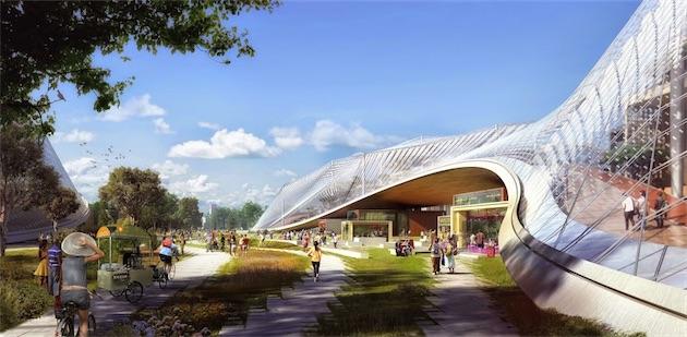 projet campus google 2