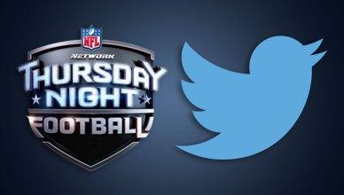 Twitter obtient les droits de diffusion de la NFL