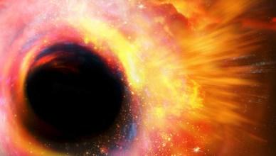Trou noir : une estimation de leur chaleur
