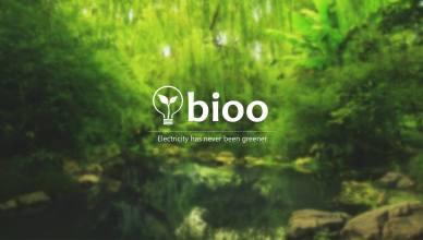 Bioo, l'électricité verte